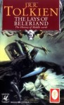 The Lays of Beleriand, by JRR Tolkien, edited by Christopher Tolkien